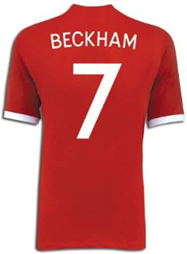 david beckham umbro jersey
