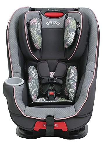 graco size4me 65 convertible car seat addison new ebay. Black Bedroom Furniture Sets. Home Design Ideas