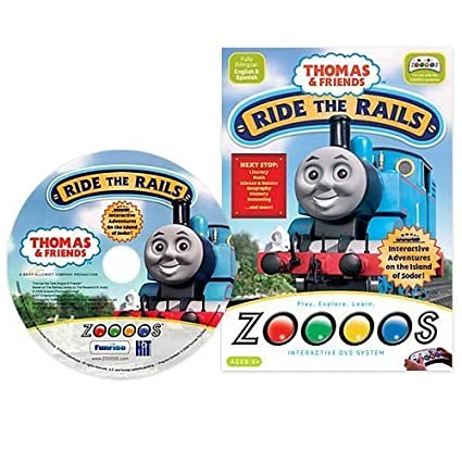 amazon com thomas and friends dvd toys games