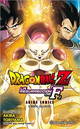 Dragon Ball Z La resurrección de Freezer (CASTELLANO)