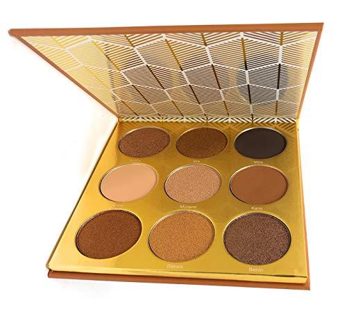 The Warrior Eyeshadow Palette - Juvia