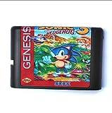 Taka Co 16 Bit Sega MD Game Sonic The Hedgehog 3 16 bit MD Game Card For Sega Mega Drive For Genesis