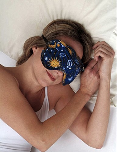 Natures-Approach-Aromatherapy-Lavender-Eye-Pillow-with-Satin-Backing-Herbal-Pack-Celestial-Indigo