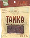 Tanka Bites,Buffalo Cranberry Bites, 3-Ounce Packages (Pack of 6)