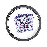 CafePress - Bingo 24/7 Wall Clock - Unique Decorative 10'' Wall Clock