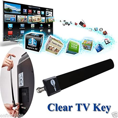 Review Gozebra(TM) Clear TV Key