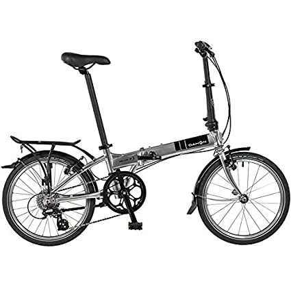 dacb30a6d20 Amazon.com : Dahon Folding Bikes 2019 MARINER, 20 In. Wheel Size : Sports &  Outdoors