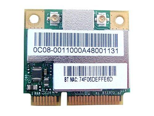 Broadcom Bcm43225 Bcm943225hmb Half Mini Pci-e Wireless Wlan Wifi Card Bluetooth Module 802.11 B G ()