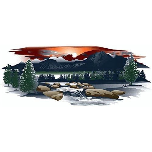 Rv Graphic Decals Amazon Com