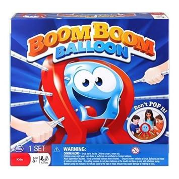 Spin Master Juegos - Boom Boom Balloon Juego de mesa: Amazon.es: Bebé