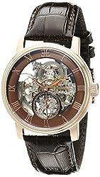Thomas Earnshaw Men's ES-8041-05 Westminster - Twilight Analog Display Automatic Self Wind Black Watch