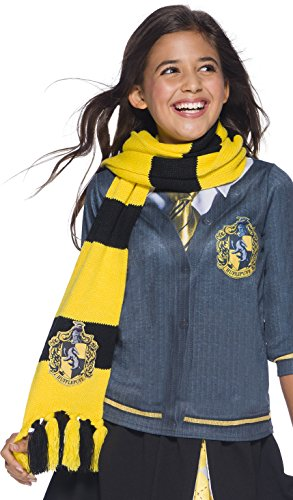 Price comparison product image Rubie's Harry Potter Scarf,  Hufflepuff,  One Size