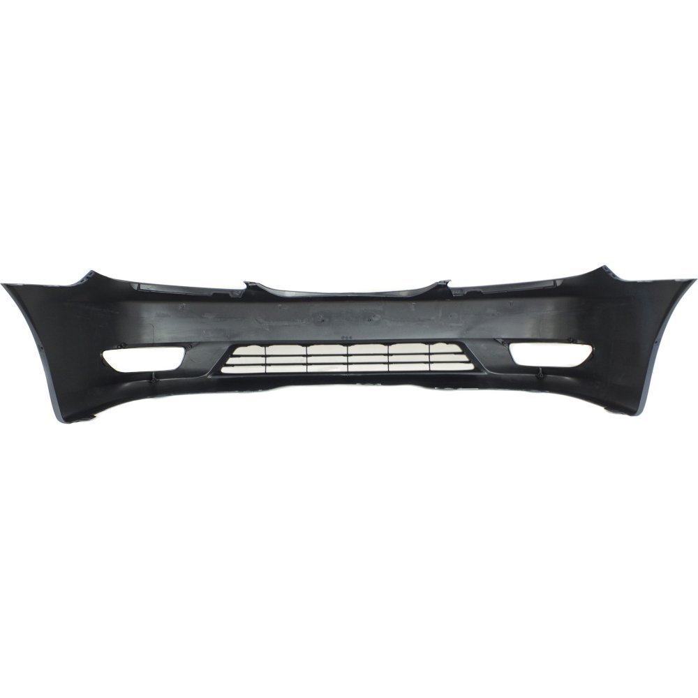 Front Bumper Cover Primed Compatible with 2005-2006 Toyota Camry ...