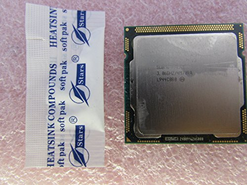 Intel Core i3-540 Dual Core 3.06GHz SLBMQ Socket LGA1156 Clarkdale CPU Processor (Intel Core I3 Socket 1156)