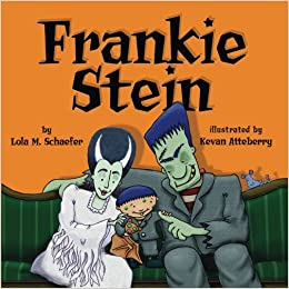 Image result for halloween book frankie