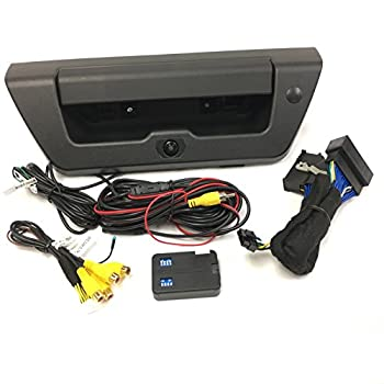 Image of Automotive Integrated Electronics AIE-BUCAM-FORD6 Rear Integration Module for (2015-2017) F150, 8' MyTouch FORD LCD Radio with Factory Style Handle Camera Car Safety & Security