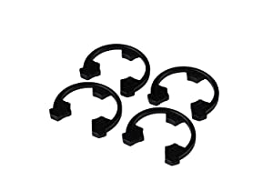 """7337563 - (4) Pack of Water Softener Clips - For 3/4"""" Softeners"""