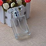 Futureup 2 Pack - 30ML Flint Glass Refillable