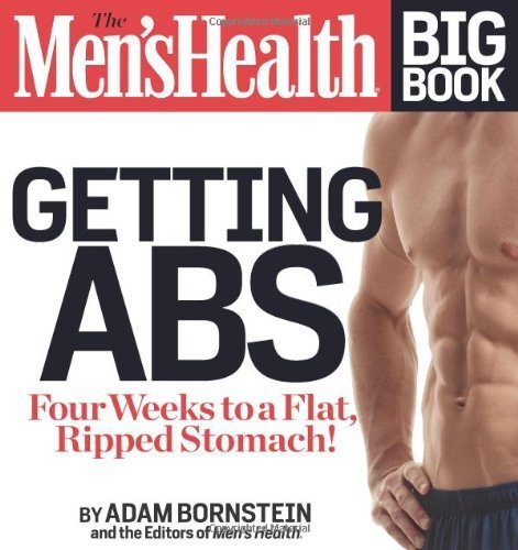 Men's Health Big Book of Abs, The by Adam Bornstein (2013) Paperback