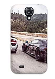 EmHCaKB6412ikdpe Anti-scratch Case Cover Anna Paul Carter Protective Top Gear Case For Galaxy S4