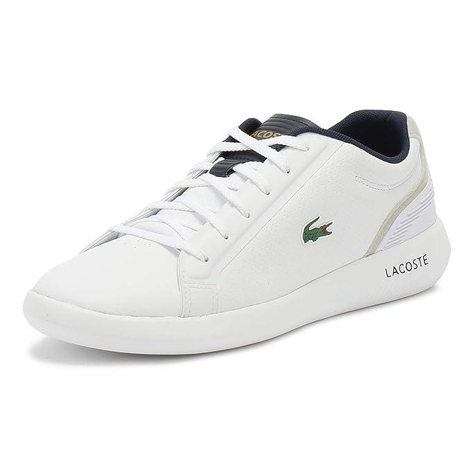 Zapatilla Lacoste 36SPM0008042 AVANTOR 318-3 45 Blanco: Amazon.es: Zapatos y complementos