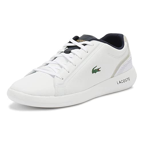 dc1a3523c Lacoste Men s White Avantor 318 3 Trainers White 11 UK  Buy Online ...