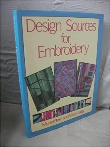 Read Design Sources for Embroidery PDF