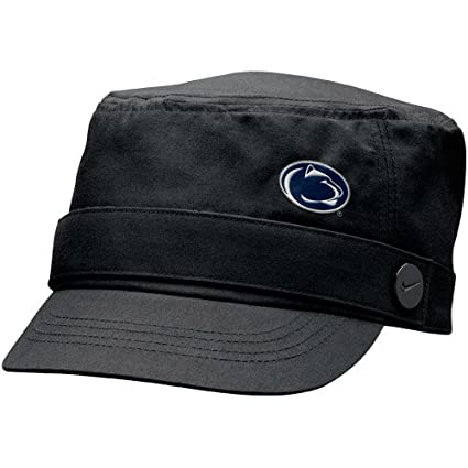 on sale a67fa 5a060 Image Unavailable. Image not available for. Color  NCAA Nike Penn State  Nittany Lions Ladies Black Cadet Hat