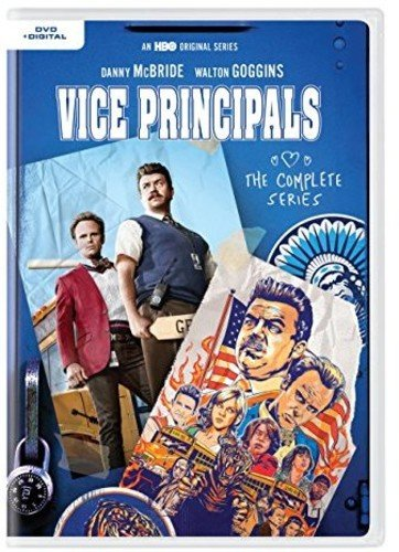 DVD : Vice Principals: The Complete Series (3 Pack, Digitally Mastered in HD, 3PC)