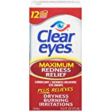Clear Eyes Relief Eye Drops | Relieves
