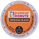 keurig k cups duncan donuts - Dunkin Donuts Original Blend Pods K-Cup Pods 54 Count (Packaging May Vary)