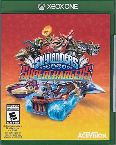 Skylanders Superchargers Standalone Game Only for Xbox One