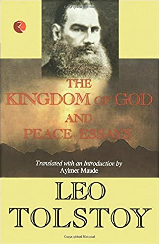 The Kingdom Of God And Peace Essays Leo Tolstoy   The Kingdom Of God And Peace Essays Leo Tolstoy   Amazoncom Books How To Write A Research Essay Thesis also Apa Format For Essay Paper  Research Proposal Essay