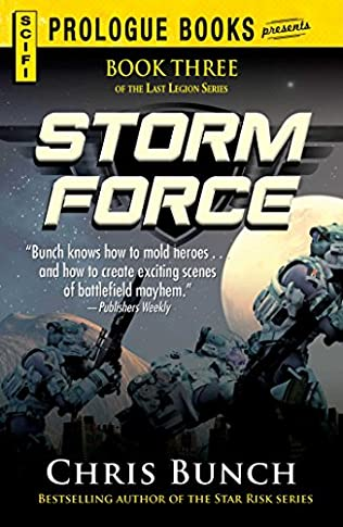 book cover of Storm Force