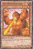 Yu-Gi-Oh! - Berserk Gorilla (BP03-EN008) - Battle Pack 3: Monster League - 1st Edition - Shatterfoil