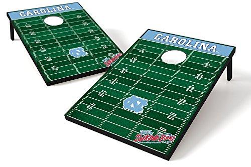 NCAA College North Carolina Tar Heels Tailgate Toss Game
