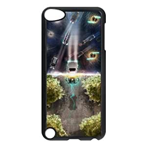 Back To The Future iPod TouchCase Black TPU Phone Case SV_227346