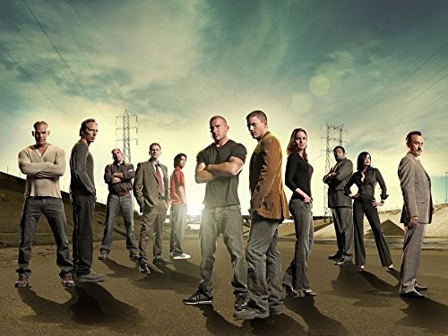 Click for larger image of 034 Prison Break 19x14 inch Silk Poster Aka Wallpaper Wall Decor By NeuHorris