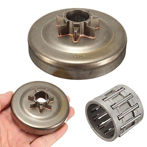 Husqvarna Clutch - Drum Chain Sprocket 7T Clutch Cover For Husqvarna 340 345 350 445 445E 450 450E