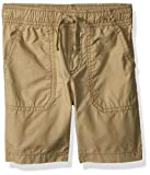Gymboree Toddler Boys' Easy Shorts, Light Khaki, 2T