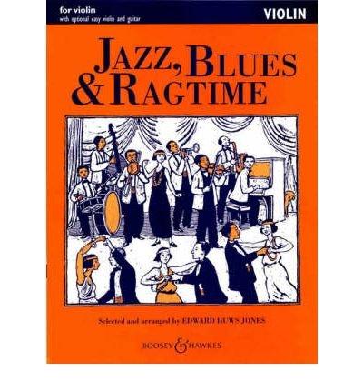 Jazz, Blues & Ragtime: Violin Part: Favourite Jazz Arrangements for Violin (Paperback) - Common