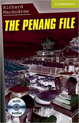 The Penang File Starter//Beginner Book with Audio CD Pack