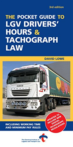 The Pocket Guide to LGV Drivers
