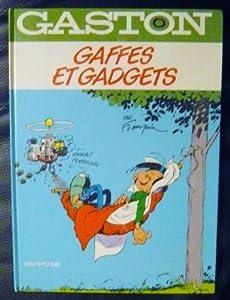 """Afficher """"Gaston n° 14 bis Gaffes et gadgets"""""""