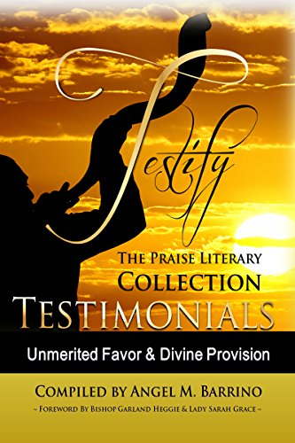 Testify: The Praise Literary Collection: Unmerited Favor & Divine Provision