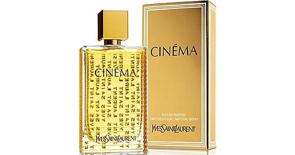 a4ebcd62f Yves Saint Laurent Cinema Eau de Parfum for Women - 50 ml: Amazon.ae:  Rakuten1