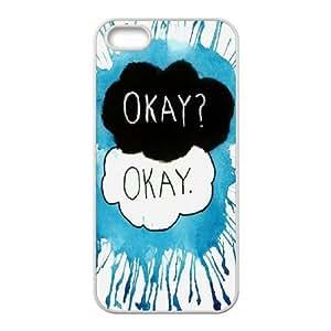 IMISSU Okay Okay Phone Case for Iphone 5 5g 5s