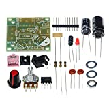 Eachbid 3.5mm 3-12V Mini Audio Power Amplifier Module Board with DIY Kit