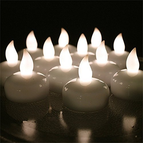Floating Led Candle Lights in US - 3