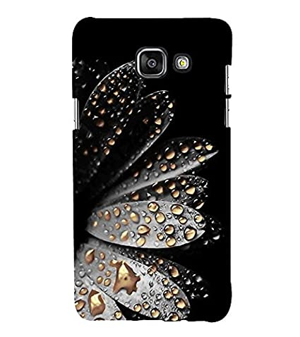 designer fashion 0b435 47275 Fuson Lite Leaf Design Wallpaper 3D Hard Polycarbonate Designer Back Case  Cover for Samsung Galaxy A5 2016 (Multicolour)